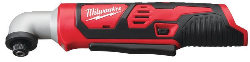 """Utahovak Milwaukee M12 BRAID-0, 68Nm, 1/4"""" Hex, pravouhly"""
