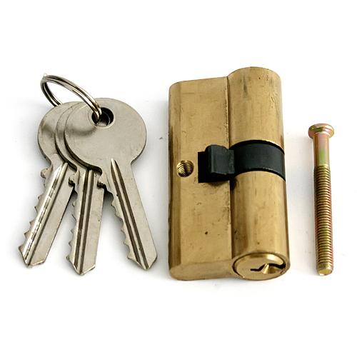 Vložka cylindrická T-LINK, 30/30 60 mm, 3 kľúče