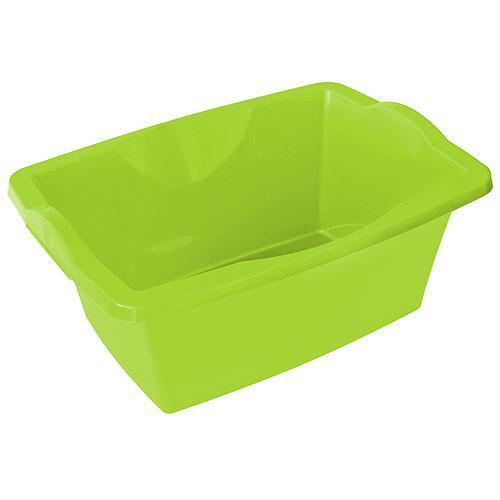 Vandlík ICS C155015, 15 lit, zelený, hranatý