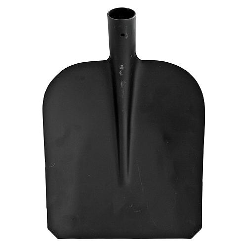 Lopata S504B, vzor 7130, čierna, bez násady, 280x235mm