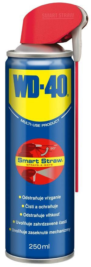 Sprej WD-40® Smart Straw® 250 ml