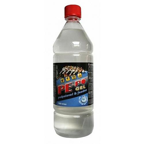 Podpaľovač PE-PO®, gélový, 1000 ml, SR