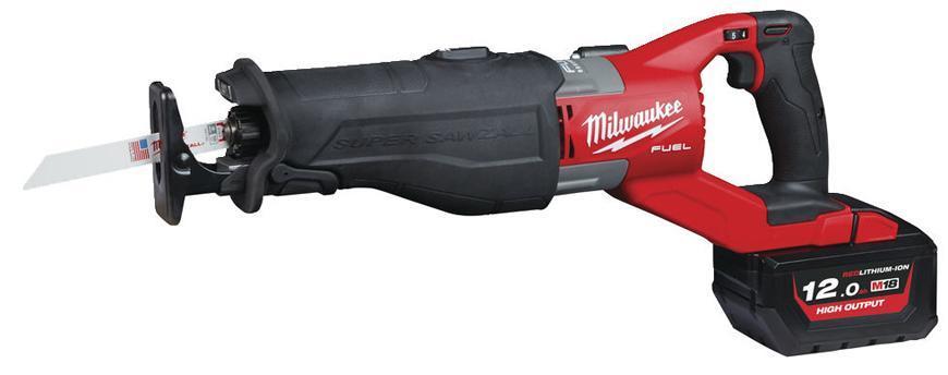 Pila Milwaukee M18 FSX-12C, 1x12.0 Ah, chvostova