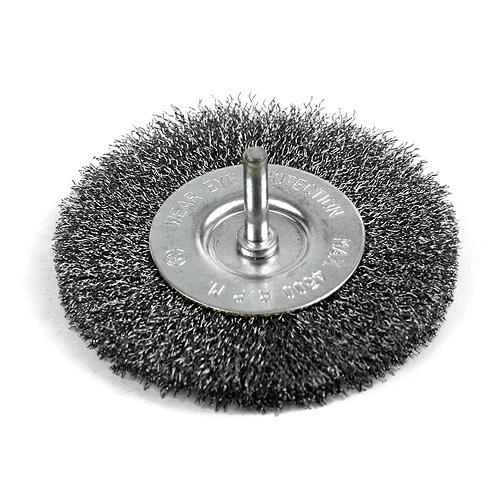 Kefa Strend Pro CWB-508 063 mm, okružná, vlnitá, so stopkou, drôt 0,3 mm