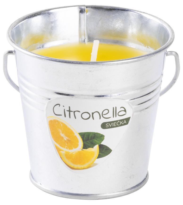 Sviecka Citronella CB143, 80 g, vedierko