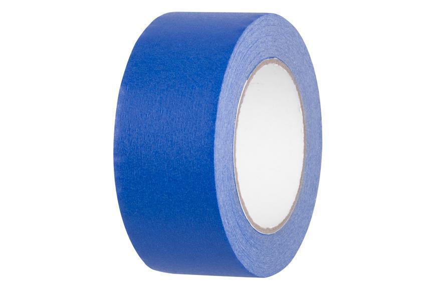 Páska Strend Pro, 50 mm, L-50 m, maskovacia, modrá, U.V.7-17, exteriér
