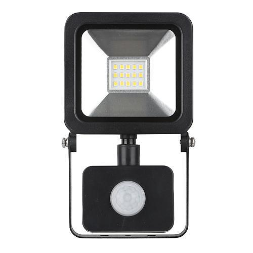 Reflektor Floodlight LED AGP, 10W, 800 lm, IP44, senzor pohybu