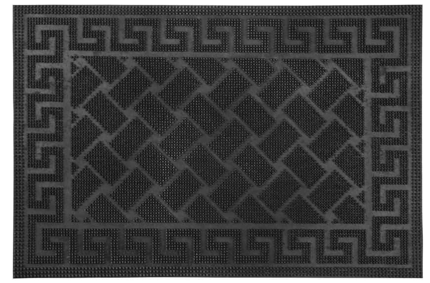 Rohozka MagicHome RBR 169, Inca, 40x60 cm, guma
