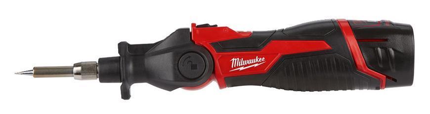 Spajkovacka Milwaukee M12 SI-201C, 2.0Ah
