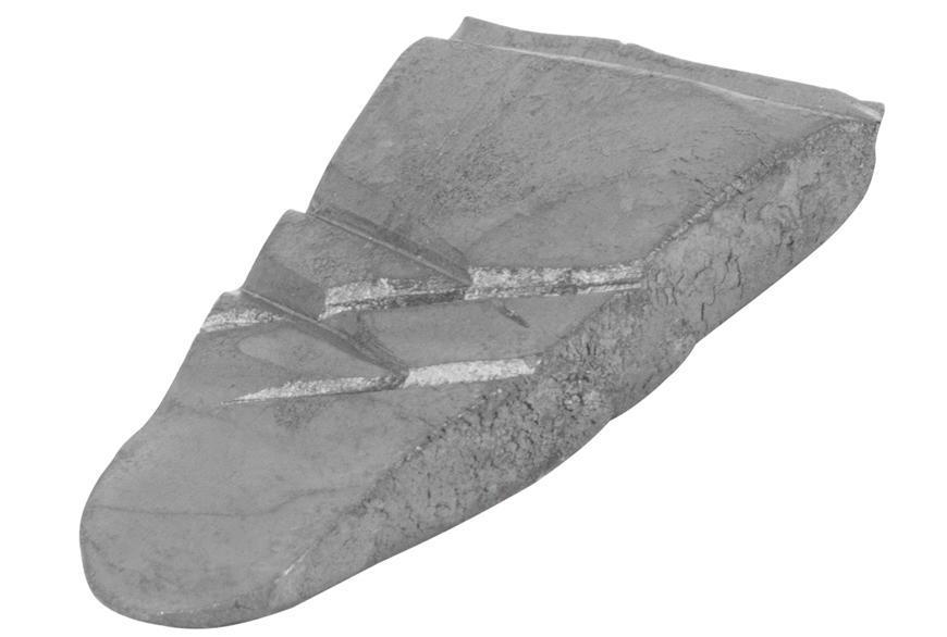 Klinok kovaný PROFI 02, 15x5x29 mm