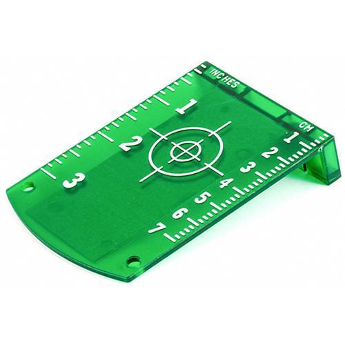Terč KAPRO® 845G Laser Target, pre zelený laser