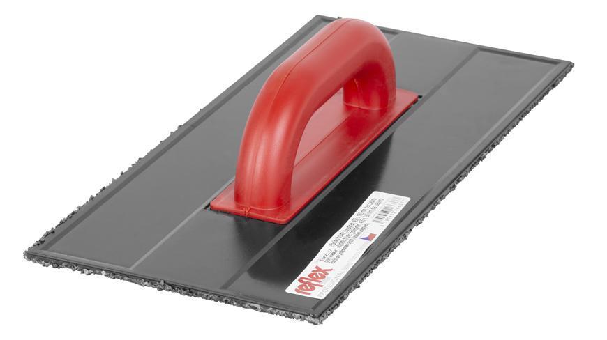 Hladítko EXTRA 106637, 400x180 mm, bez papiera, na polystyrén, ABS