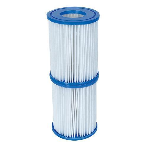 Filter Bestway® FlowClear™ Cartridge(II) 58094, kartušový, bazénový, 2006 lit, 3028 lit