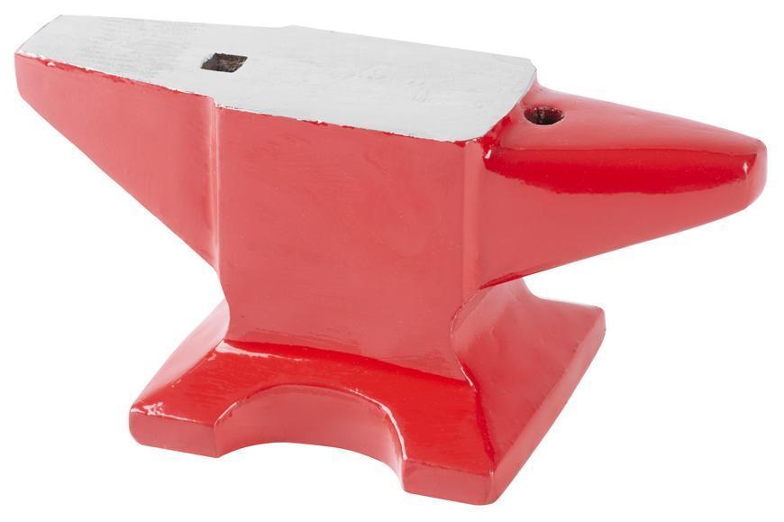 Kovadlina Cork CA609, 100 kg, červená