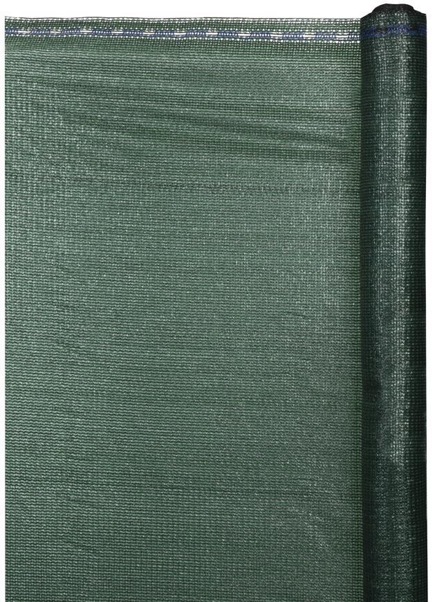 Tkanina tieniaca PRIVAT.NET 1,2x50 m, HDPE, UV, 230 g/m2, 95% zelená