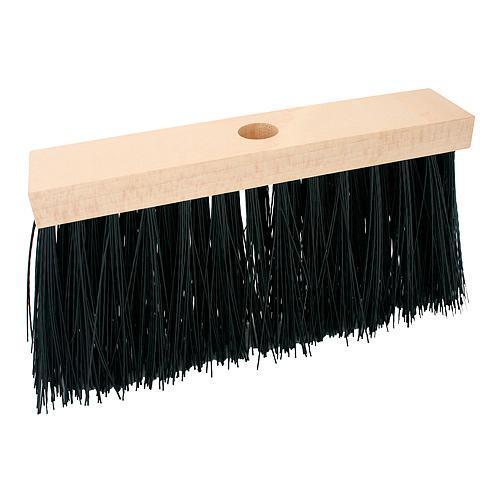 Metla Geco Indust Black, 240 mm, priemyselná, čierna