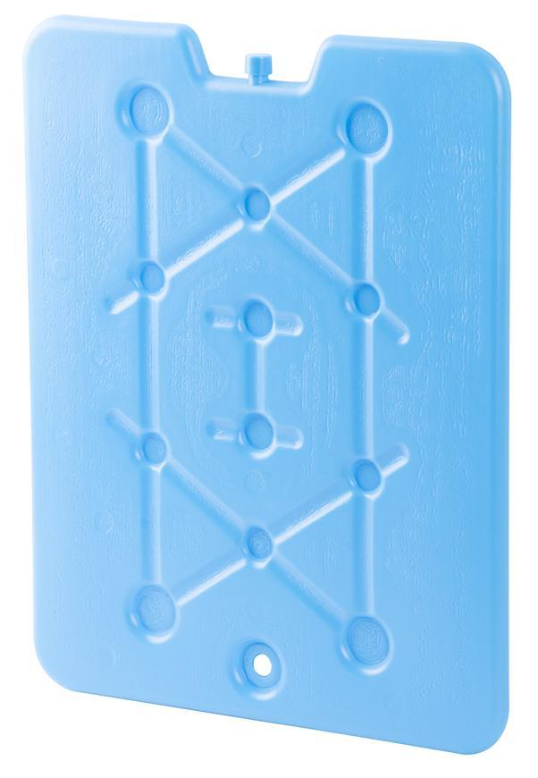 Vlozka chladiaca Alpina 600ML, mix modrá/červená, 32x25x1.5 cm