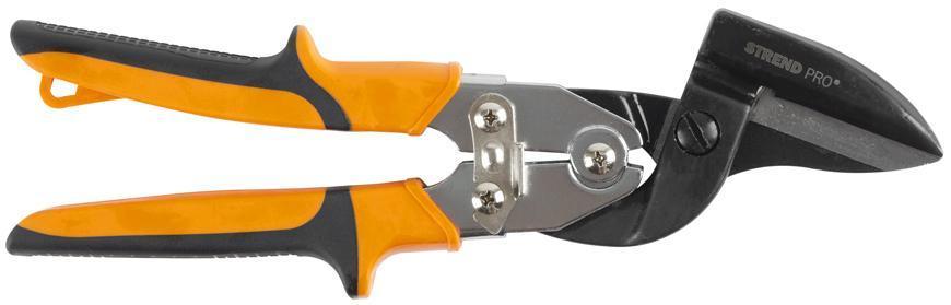 Nožnice Strend Pro AS205, na plech
