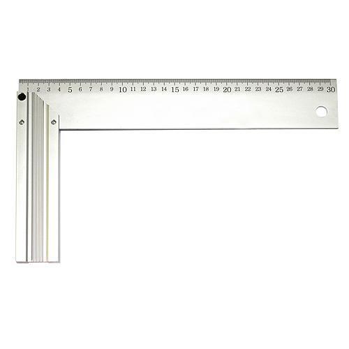 Uholník Strend Pro WPS-502, 450 mm, Alu