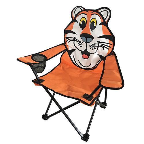 Stolička TIGRE, 35x35x56 cm, tiger, detská