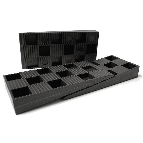 Klinok MA6655, 14x43x095 mm na montáž okien, plastový