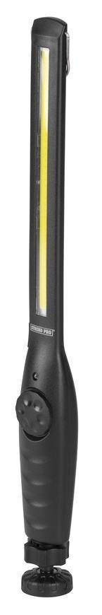 Svietidlo Strend Pro Worklight CWL1128, COB 300 lm, 1200mAh, magnet, USB nabíjanie