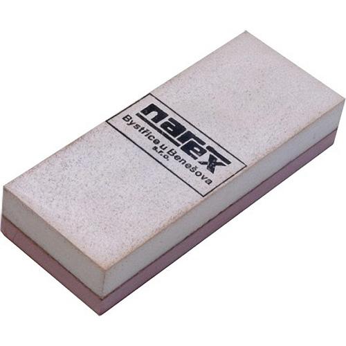 Brúsny kameň Narex 8951 00 • 130x50x25, umelý korund