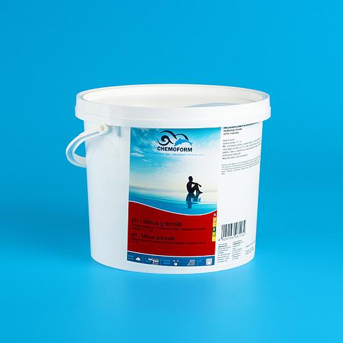 Prípravok Chemoform 0811, pH mínus, 5 kg