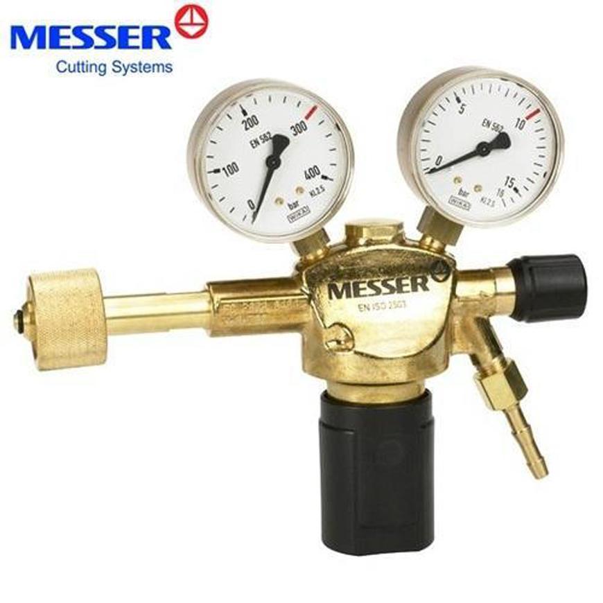 "Ventil Messer 717.06733*, G3/8"", DN8, 20bar, Horľ. plyn, vstup 300bar"