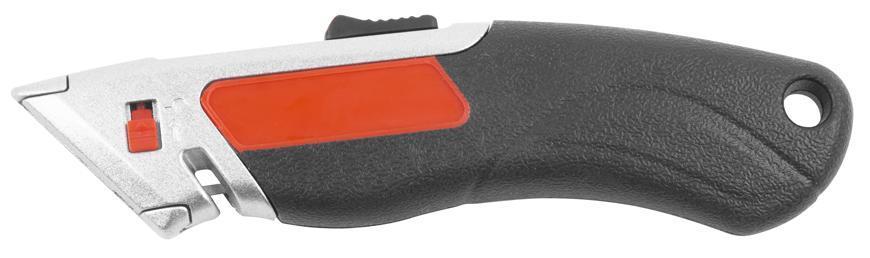 Nôž Strend Pro UKX-918, delfín, 19 mm, bezpečnostný - pre priemysel