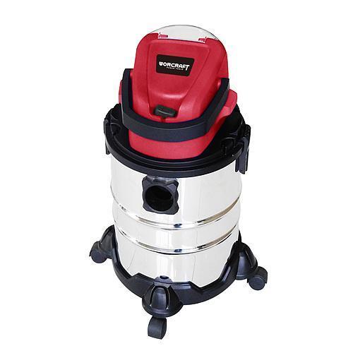 Vysavac Worcraft CVC-S20Li-20L, 20V, Wet&Dry, suché/mokré vysávanie, priemyselný