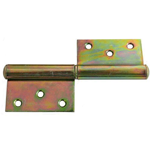 Záves dverový T0018A • 120x68x1.5 mm