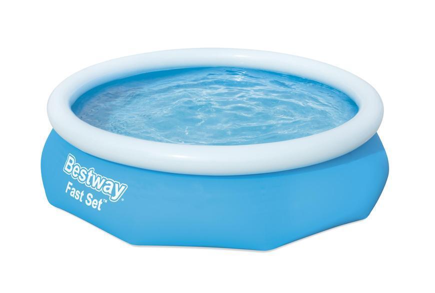 Bazén Bestway® 57270, nafukovací, filter, pumpa, 3,05x0,76 m