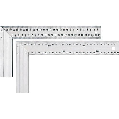 Uholník DY-5007-1 • 400 mm, Alu