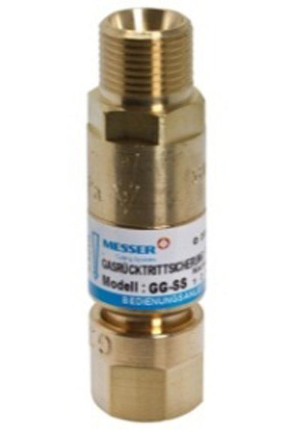 """Poistka Messer 0.346.020, MSD • G1/2"""" RH, Oxy, rezaci, 15bar"""