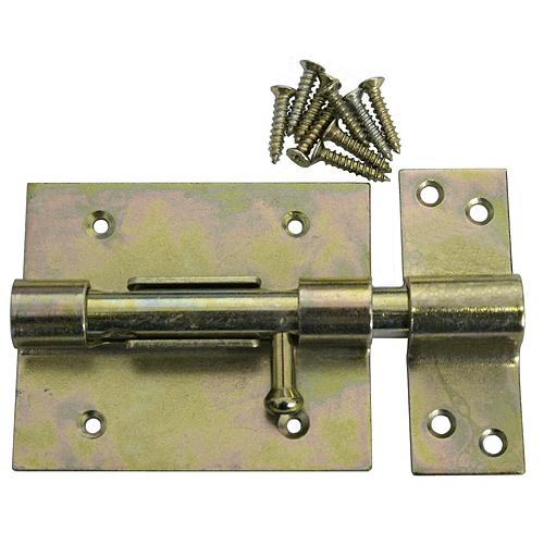 Zástrč na dvere T0126 • 070x2 mm, Yzn