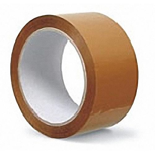 Páska Strend Pro, 48 mm, L-50 m, 40 µm, OPP, baliaca, lepiaca, hnedá, bal.6 ks