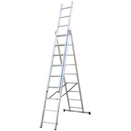 Rebrik Strend Pro DP 3x06, Alu, EN 131 max. 3,71 m
