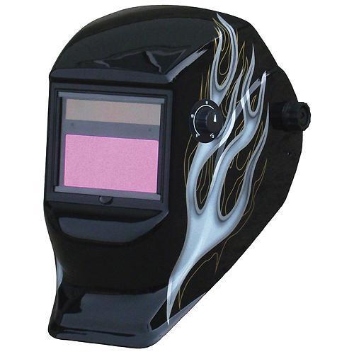 Kukla zváračská Galaxy SilverFlame, AutoDark, samostmievacia, 2 senzorová