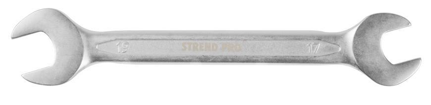 Kluc Strend Pro 3113 17x19 mm, vidlicový, Cr-V