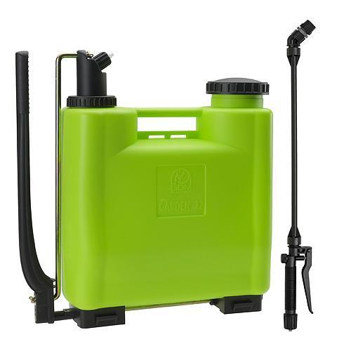Postrekovač dimartino® Garden 22, 19.00/20.25 lit, 2/5 bar, nyplen, HERMETIC 100%, teleskopická tyč 70-110cm, chrbtový