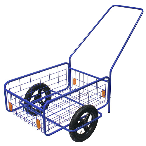 Vozik RDV 4, RAPID 4, 80 kg, koleso 290 mm, nafukovacie