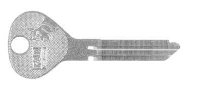 Kľúč FAB 100RS RRS106, polotovar, dlhý