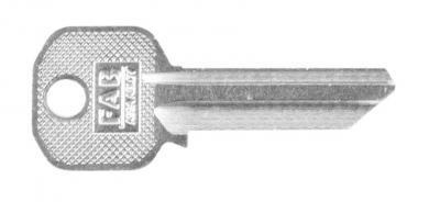Kľúč FAB 50D R14N, polotovar