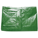 Plachta Tarpaulin Light 08,0x12,0 m, 65 g/m, zelená