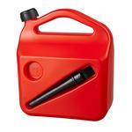 Kanister HOLECZECH 05 lit, na PHM, červený