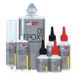 Lepidlo 2K EPOXY Wiko® TRANSPARENTNÉ 5, EPOT5.S25 25 ml, striekačka + tryska