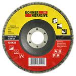 Kotuc KONER D22 115x22 mm, A120, AluOxide, vejarový