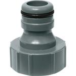"Adapter AQUACRAFT® 550981, MAX-Flow, 3/4""x1"""