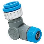 "Adapter AQUACRAFT® 550344, 1/2""-3/4""-1"", 360, 180, 1/2"""